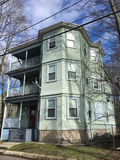 Brockton Multi Family Home Under Agreement: 177 Green Street