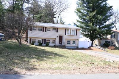 Saugus Single Family Home Under Agreement: 93 Hobson Street
