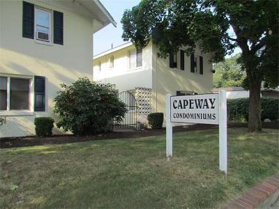 Weymouth Condo/Townhouse For Sale: 988 Washington St #7
