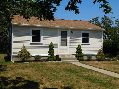 Scituate Single Family Home For Sale: 8 Foam Rd