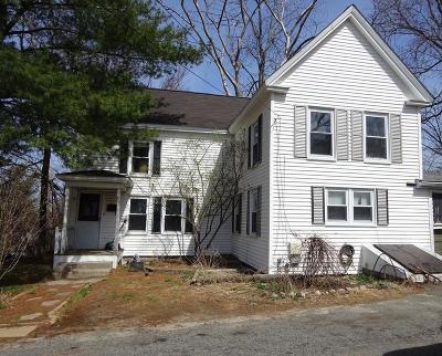 Single Family Home For Sale: 18 Cedar St