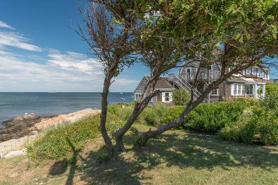 Rockport Single Family Home For Sale: 51 Marmion Way
