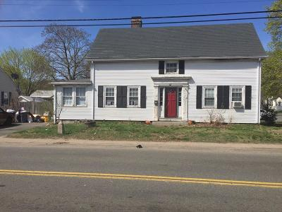 Peabody Multi Family Home Under Agreement: 66 County St
