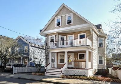 Multi Family Home Under Agreement: 154 Poplar St