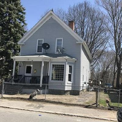 Methuen Single Family Home Under Agreement: 7 Craven St