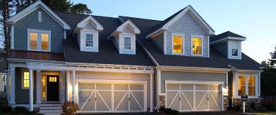 Holliston Condo/Townhouse For Sale: 23 Brooksmont Drive #4
