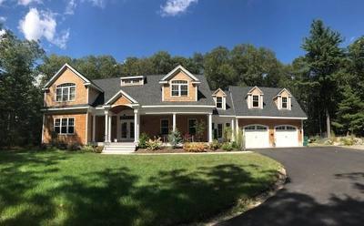 Medfield Single Family Home For Sale: 32 Philip St