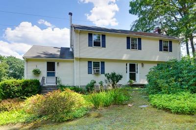 Wayland Single Family Home For Sale: 11 Meadowview Rd