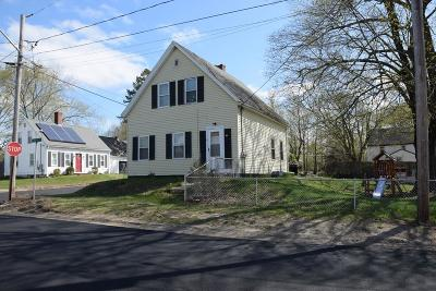West Bridgewater Single Family Home For Sale: 34 High Street