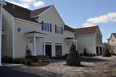 Braintree, Milton, Quincy, Weymouth, East Bridgewater, Hanover, Hanson, Pembroke, West Bridgewater, Whitman Condo/Townhouse For Sale: 902 Main St #12