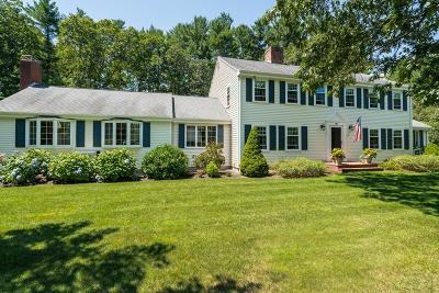 Duxbury Single Family Home For Sale: 80 Flint Locke Drive