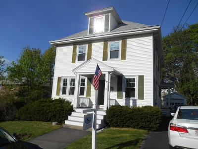 Quincy Single Family Home For Sale: 22 Plymouth St