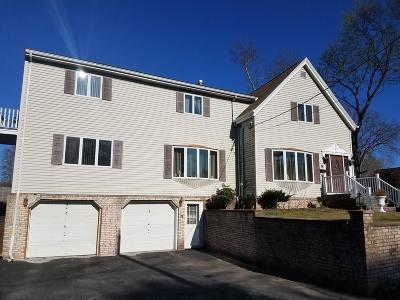East Bridgewater Single Family Home For Sale: 72 Oregon St