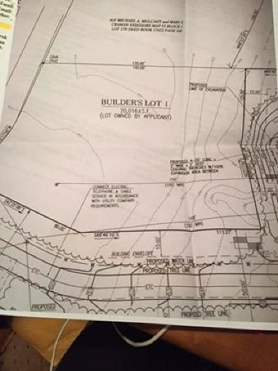 Residential Lots & Land Sold: 0-Lot 1 Torrey's Ln