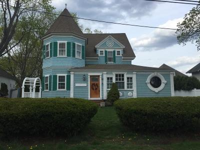 Scituate Single Family Home For Sale: 2 Ocean Ave