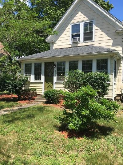 Hanson Single Family Home For Sale: 329 Reed St