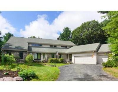 Canton Single Family Home For Sale: 15 Seneca Road