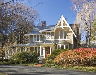 Concord Single Family Home For Sale: 63 Wood Street