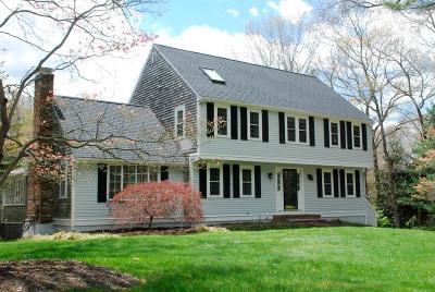 Duxbury Single Family Home For Sale: 80 Screenhouse Ln