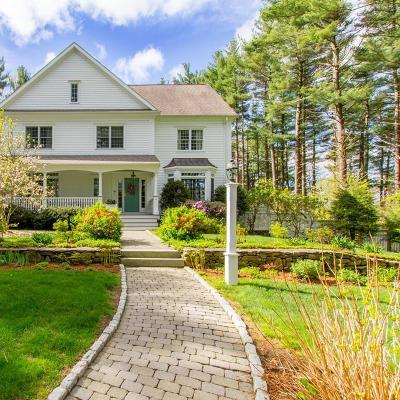 Medfield Single Family Home For Sale: 250 South Street.