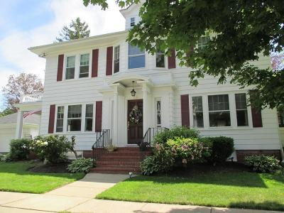 Fall River Single Family Home For Sale: 85 Albany St