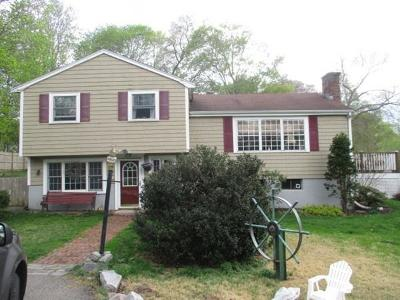 Milton Single Family Home Under Agreement: 101 Neponset Valley Pkwy