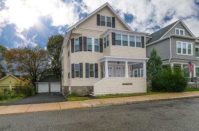 Condo/Townhouse For Sale: 48 Newburg Street #1
