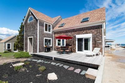 Marshfield Single Family Home For Sale: 46 Ocean St
