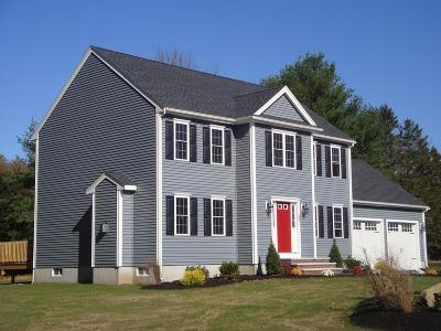 Middleboro Single Family Home For Sale: 43 Whitetail Lane