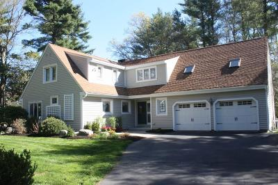 Norwell Single Family Home Price Changed: 57 Barstow Ave