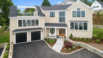 Hingham Single Family Home For Sale: 170 Otis Street