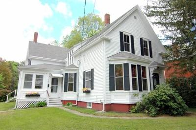 Kingston Single Family Home Under Agreement: 257 Main St