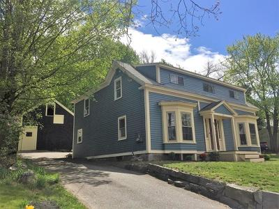 Acton Single Family Home For Sale: 101 Main St