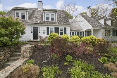 Cohasset Single Family Home For Sale: 405 South Main Street