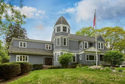 chelmsford Single Family Home For Sale: 55 High St