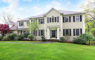 Medfield Single Family Home For Sale: 207 Pine Street