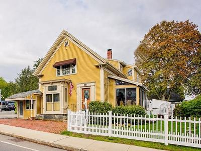 Essex Single Family Home For Sale: 48 Main St