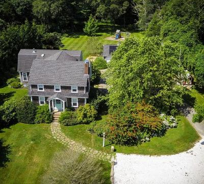 Westport Single Family Home For Sale: 1759 Main Rd