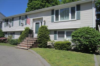 Saugus Single Family Home Under Agreement: 44 Dewey St