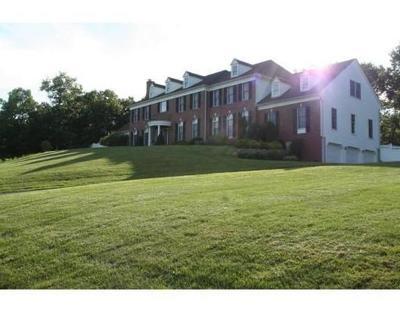 Hopkinton MA Single Family Home For Sale: $1,100,000