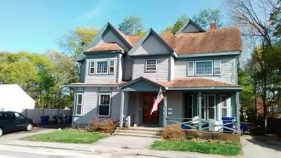 Rockland Multi Family Home For Sale: 42 Linden Street