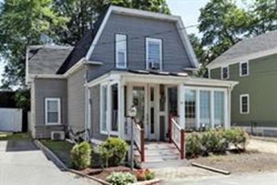 Newton Single Family Home For Sale: 15 Simms Ct.