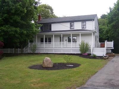 Hanson Single Family Home For Sale: 399 Pleasant Street