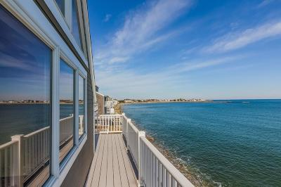 Marshfield Single Family Home Under Agreement: 50 Bay Ave