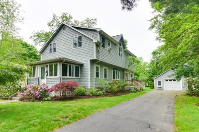 Wayland Single Family Home For Sale: 21 Lake Road