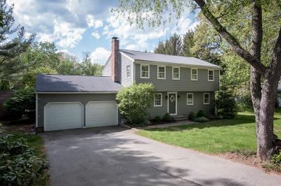 Holliston Single Family Home For Sale: 63 Dalton Rd