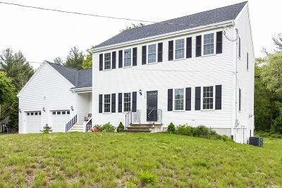 Hanover Single Family Home Back On Market: 1566 Hanover Street