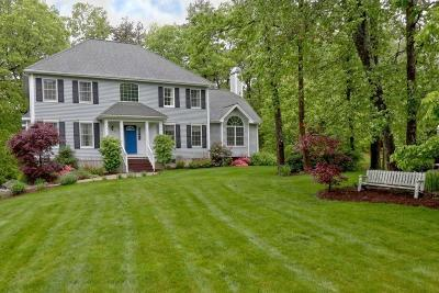 Southborough Single Family Home For Sale: 20 Wood Street