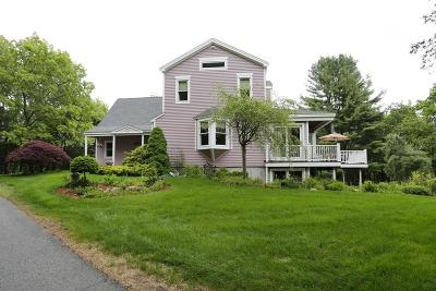 Southborough Single Family Home Under Agreement: 25 Pinehill Road