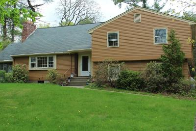 Wayland Single Family Home For Sale: 21 Alden Rd